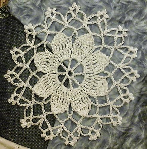 Crochet Patterns Vintage Doilies : 20 Best Crochet Circle Patterns: Mandalas, Doilies ...