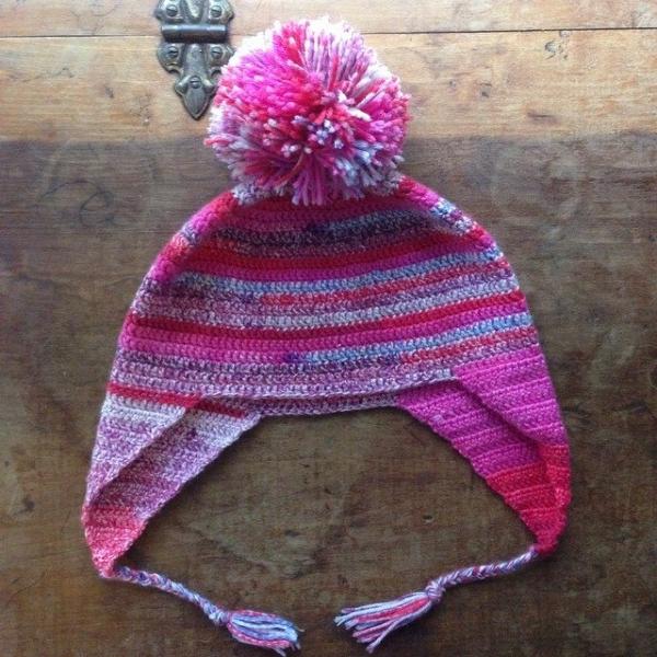 woolyana crochet hat