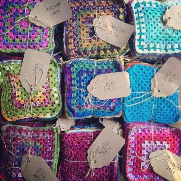 woolyana crochet squares