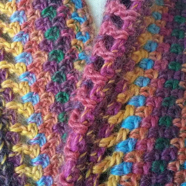 xtinerat colorful crochet