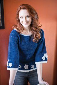 crochet winter sweater pattern