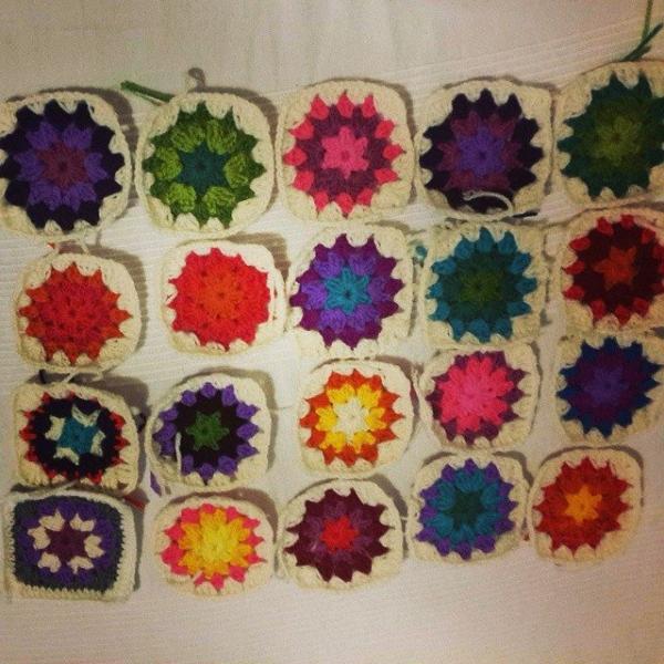 ahunrtr crochet squares