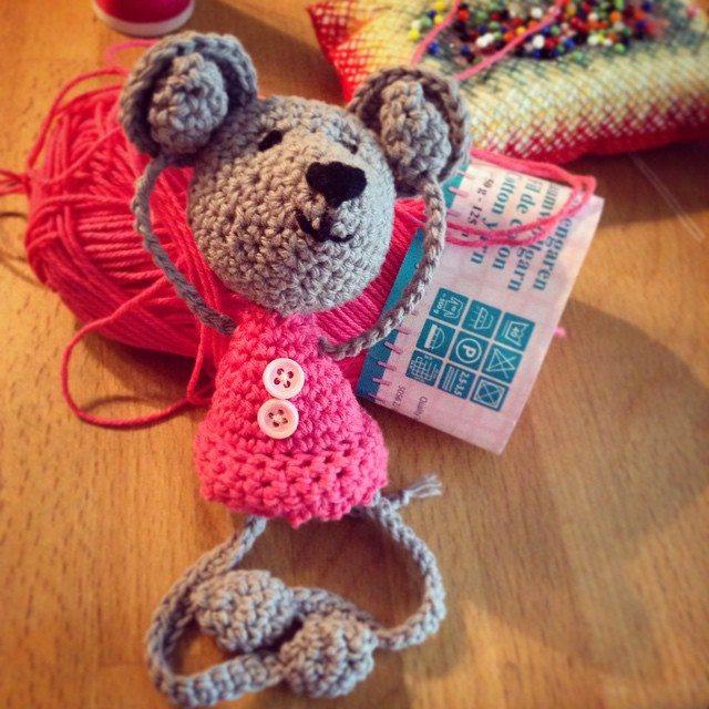 amigurumi_pieceofcake crochet toy