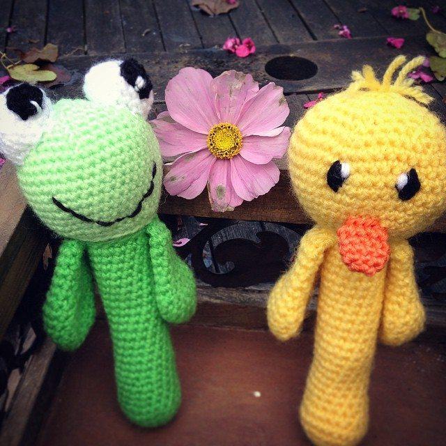 amigurumi_pieceofcake crochet toys