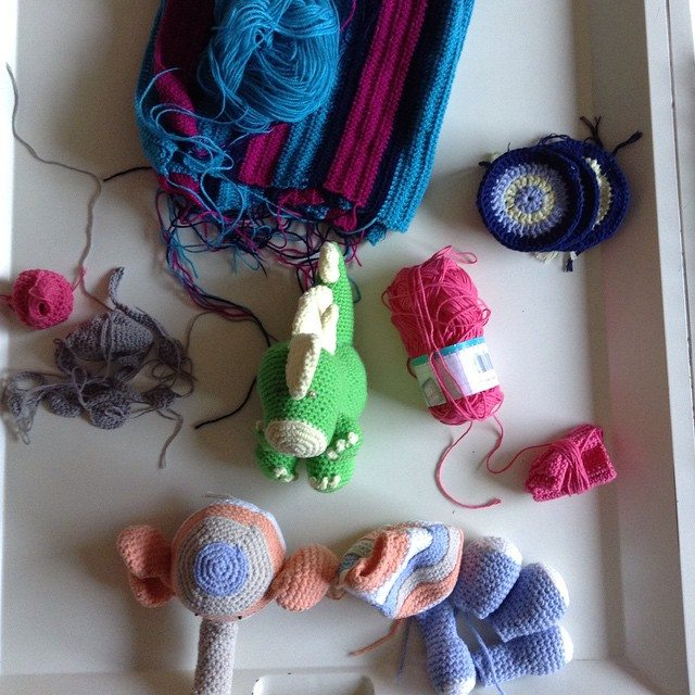 amigurumi_pieceofcake crochet wips