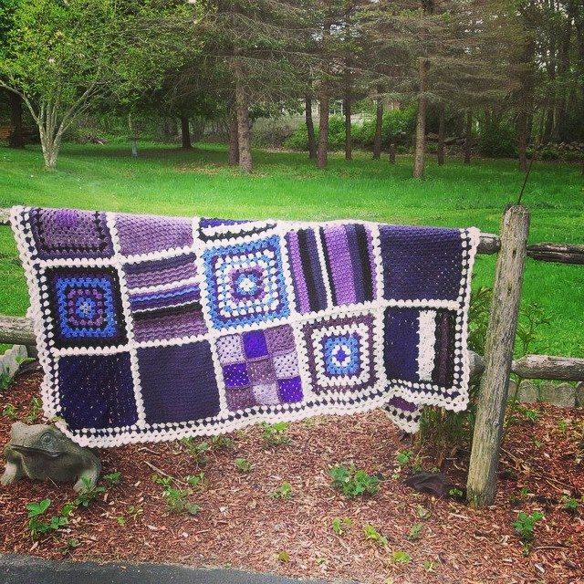anastaciaknits crochet alzheimer's afghan