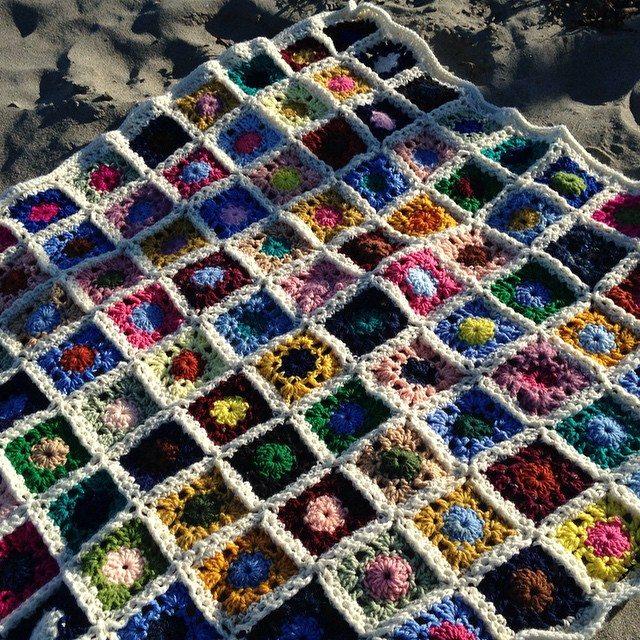 anastaciaknits crochet blanket squares