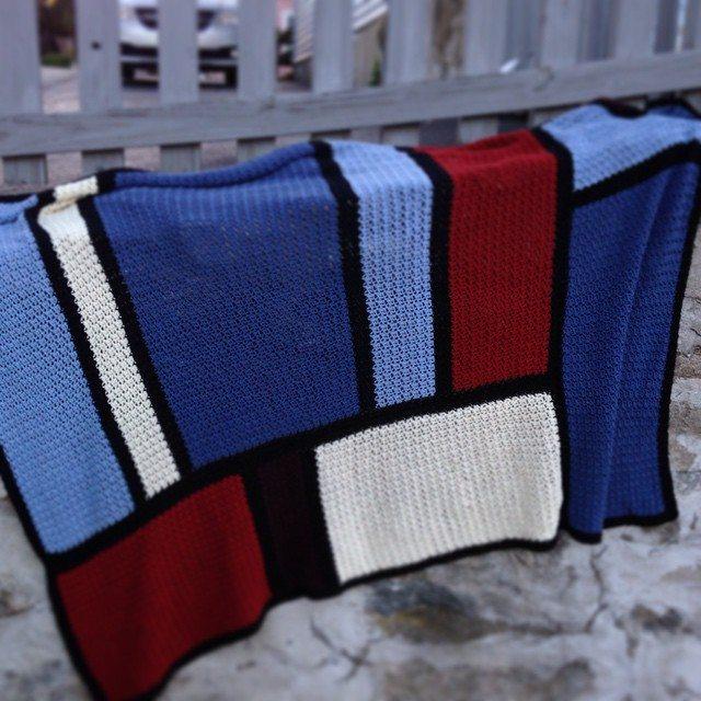anastaciaknits crochet colorblock