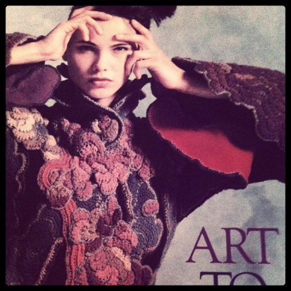 art to wear vintage book