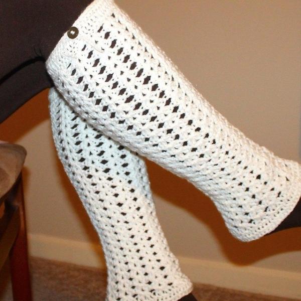 audra_hooknowl crochet legwarmers