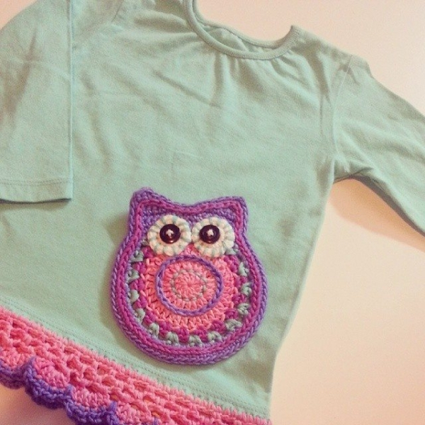 btrixdsigns crochet owl