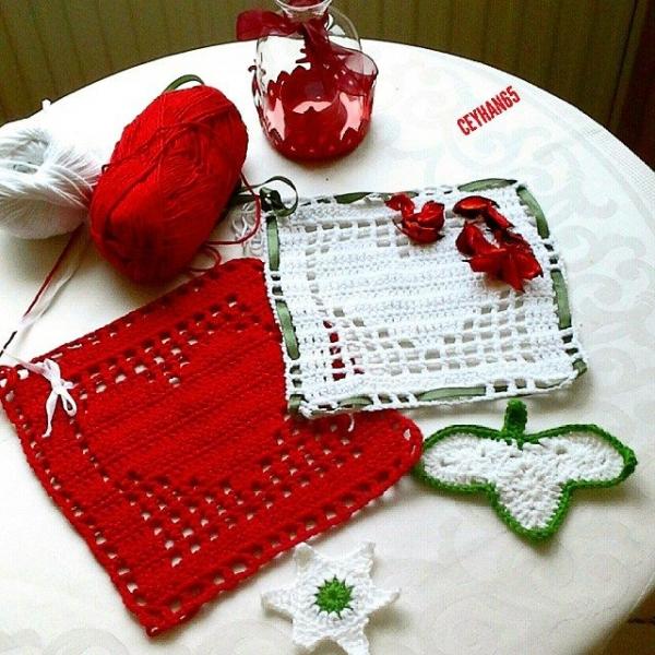 ceyhan65 crochet christmas