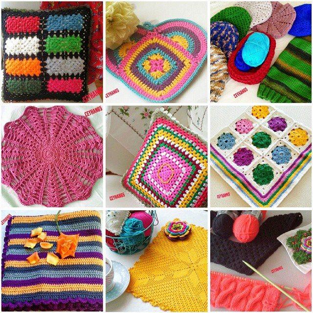 ceyhan65 crochet collage