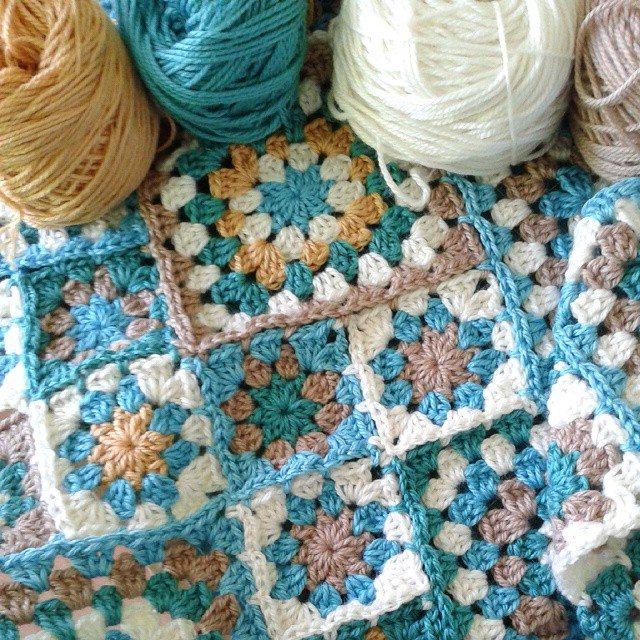 corazonalsol crochet blanket 2