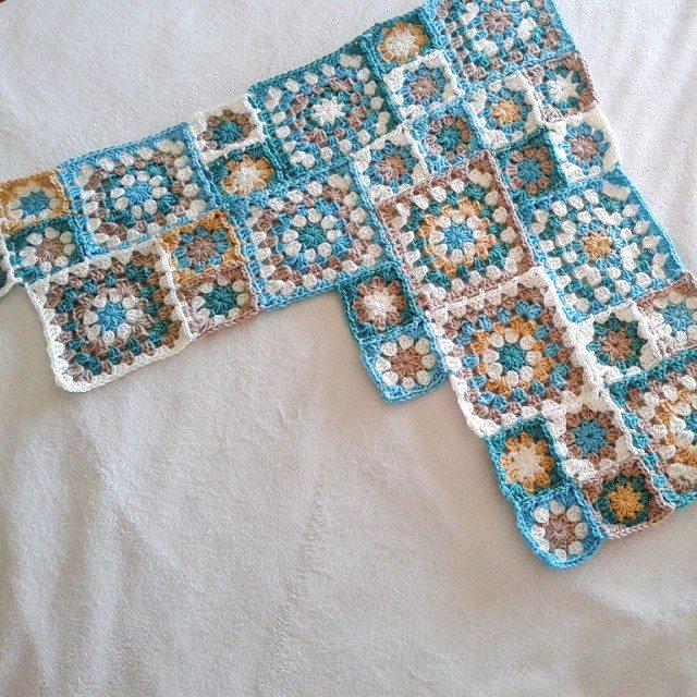 corazonalsol crochet blanket joining