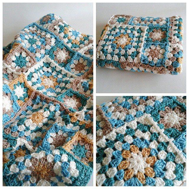 corazonalsol crochet blanket