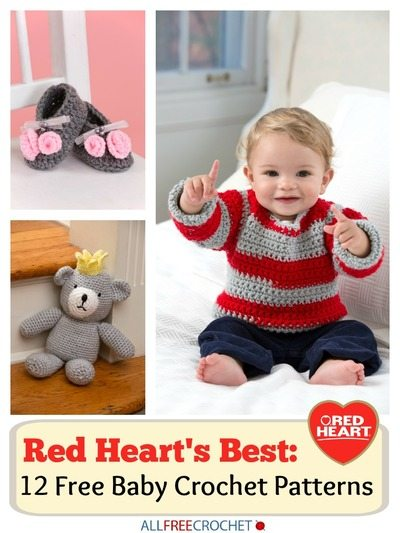 crochet baby patterns ebook