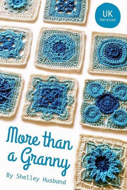 crochet granny book