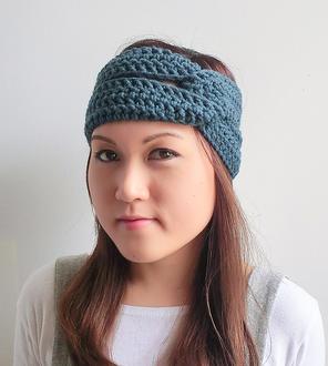 crochet headband kljt