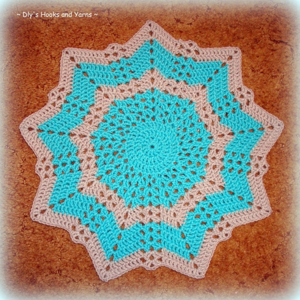 Crochet Patterns Ripple Blanket : Rippling Shells crochet blanket free pattern from Dly?s Hooks and ...
