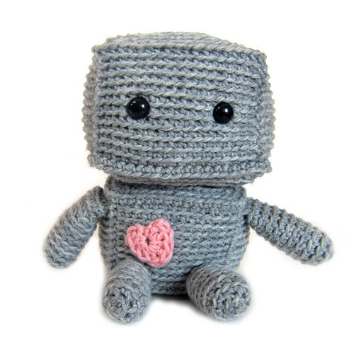 Free Amigurumi Robot Pattern : Link Love for Best Crochet Patterns, Ideas and News