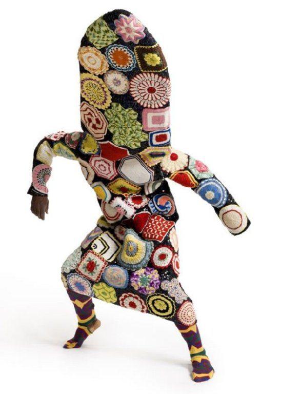 crochet soundsuit