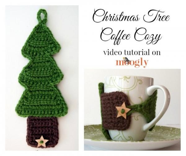 crochet tree pattern