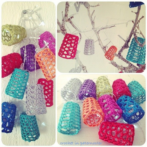 crochetinpaternoster crochet christmas ornaments