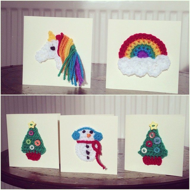 cuteashook crochet cards