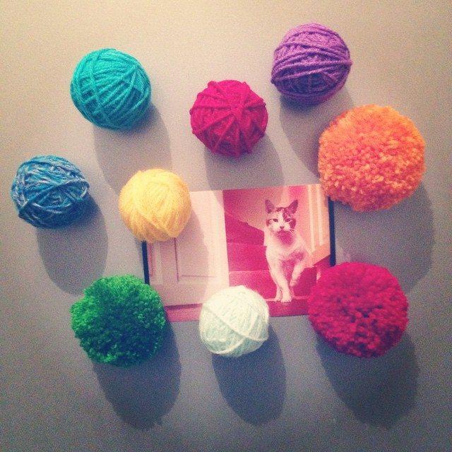 cuteashook crochet poms