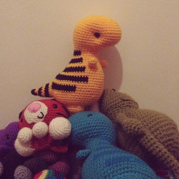 cuteashook crochet toys