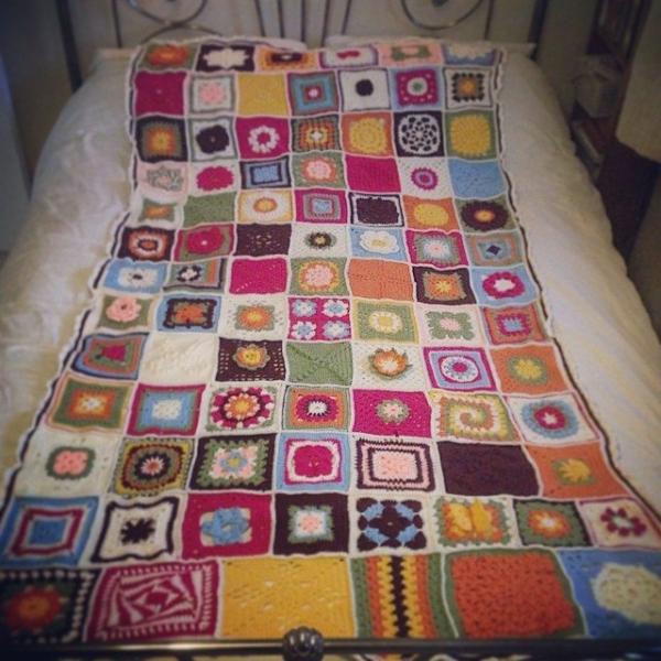 daisychainscrochet crochet blanket