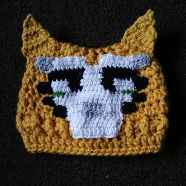 debbiegribbon1979 crochet cat