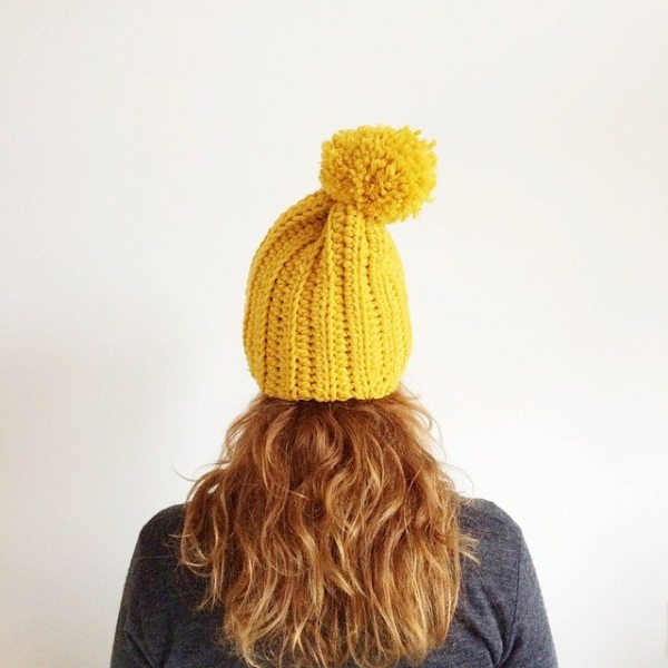 elianeroest crochet hat