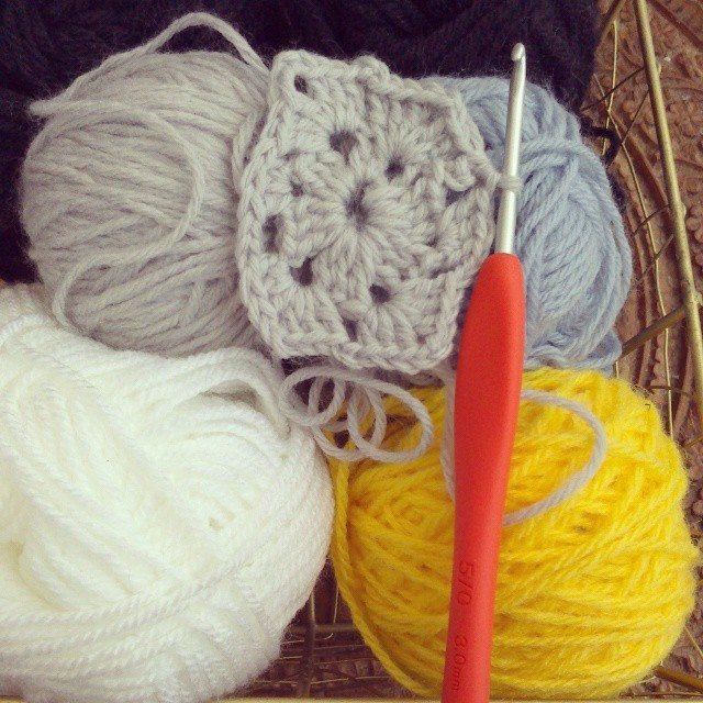 forestflowerdesigns crochet stashbusting