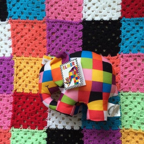 forever__autumn__ crochet squares