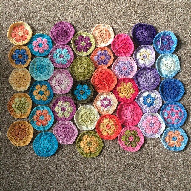 foxyloxy69 crochet motifs
