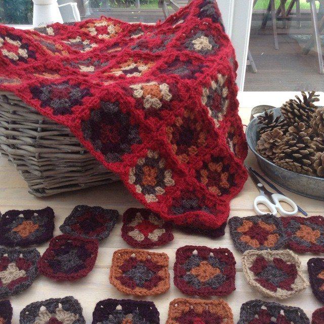 franloveswool autumn crochet