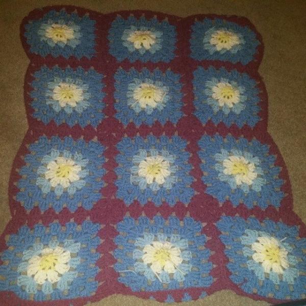 frendzicrochet crochet blanket squares