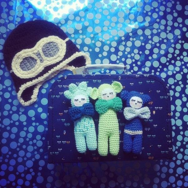 funnyva1entine crochet gift