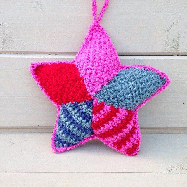 gooseberryfool crochet star