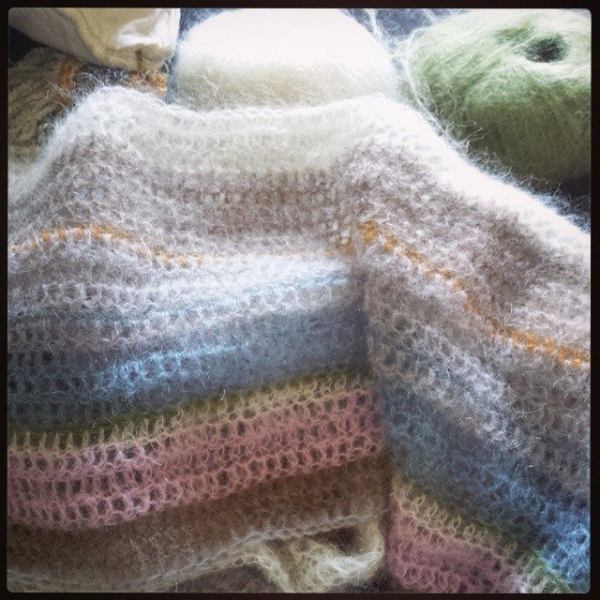 hookybren crochet pastels