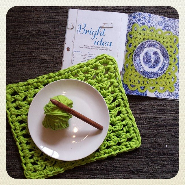 hookybren crochet placemats