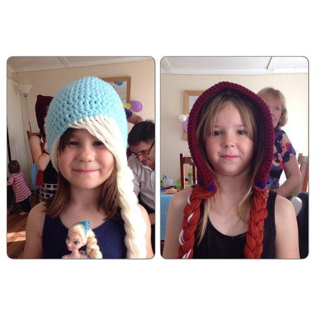 itsjustcrochet crochet frozen costumes