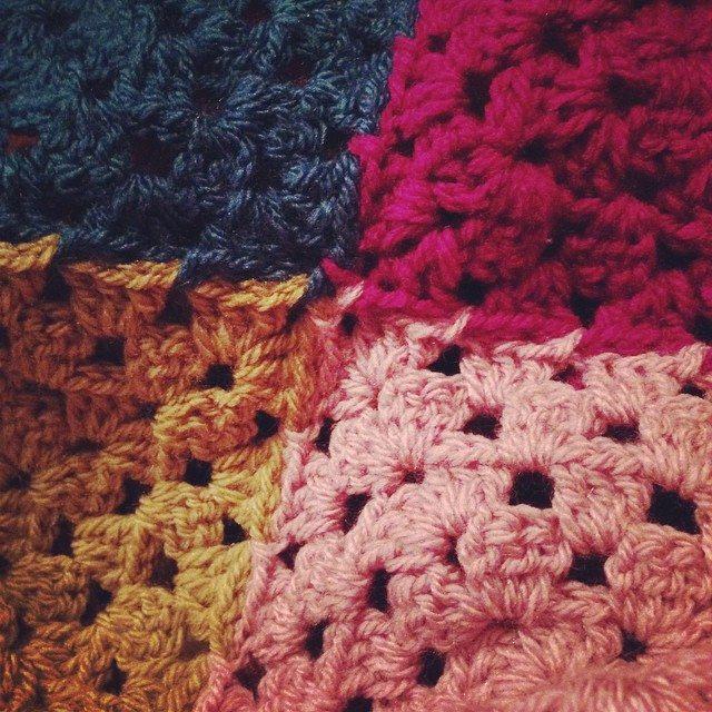 itsjustcrochet joining crochet squares