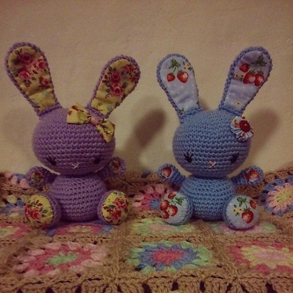 libbycraft crochet bunnies