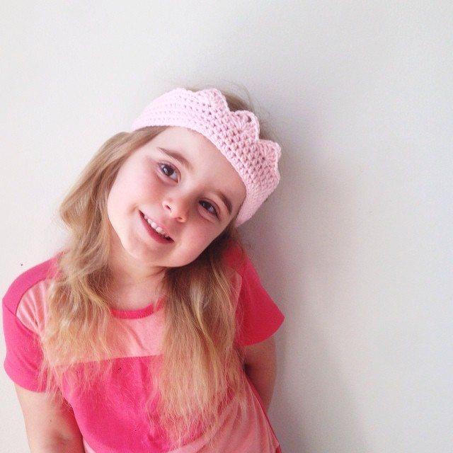 littlefoxcrochet crochet tiara