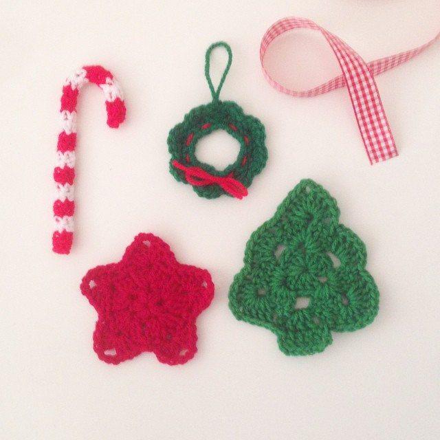 littlefoxcrochet holiday crochet