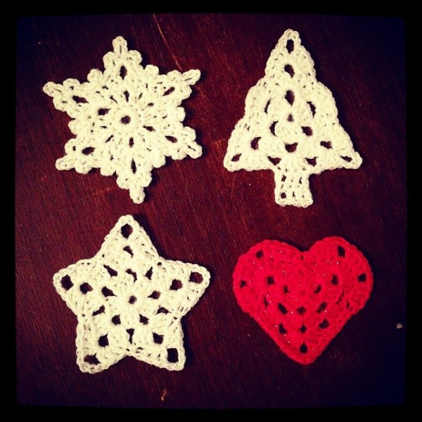 loucamp crochet christmas
