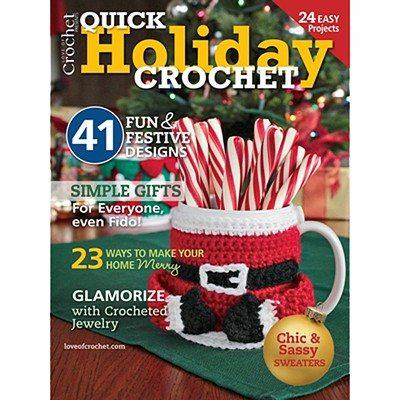 love of crochet magazine